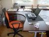 biurko z wcięciem